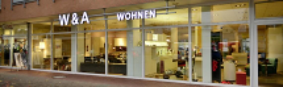 Willkommen bei W&A Wohnen/Tischlerei
