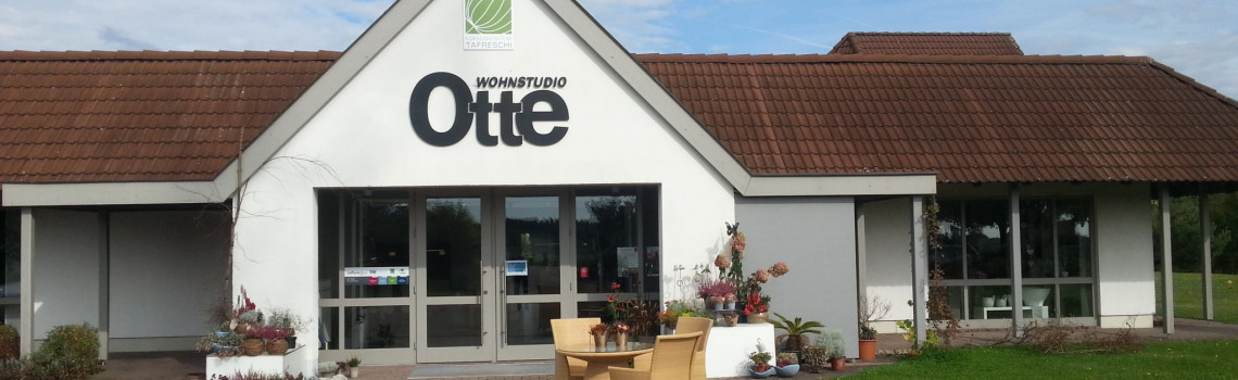 Wohnstudio Otte - Ihr Einrichter in Ansbach
